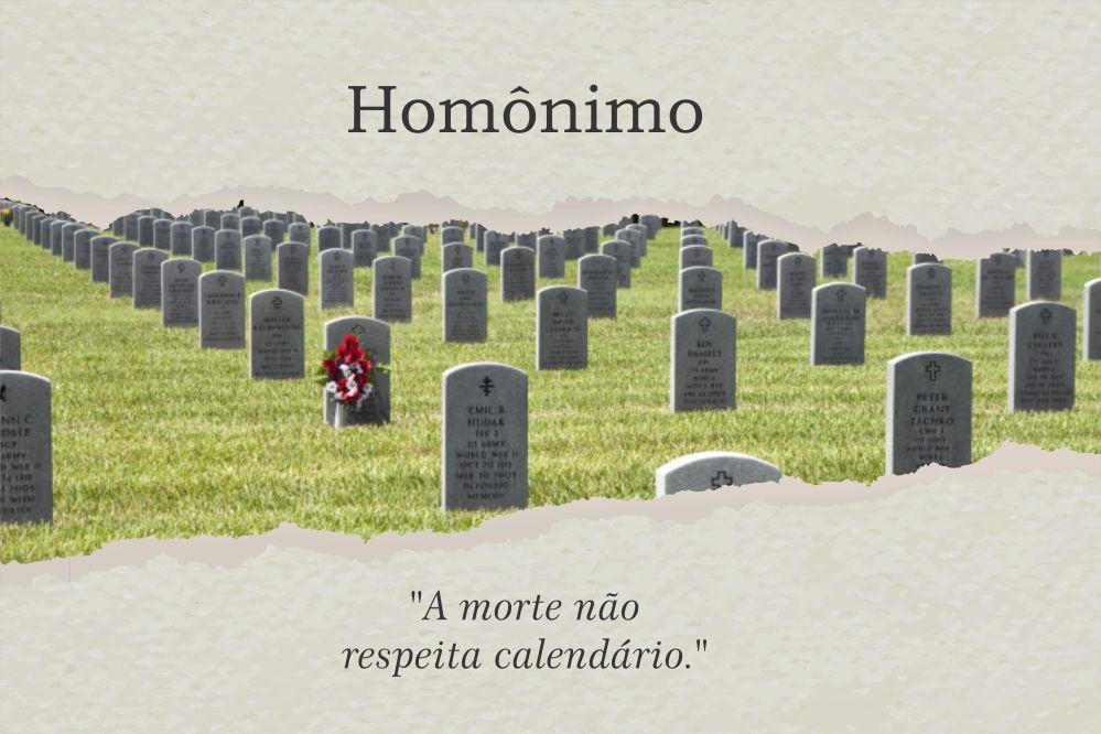 Homônimo